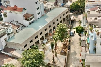 Kiot, shophouse Phan Văn Trị, phường 10, Gò Vấp cho thuê - kinh doanh tự do LH: 0703 030304