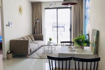 Cho thuê căn hộ Long Sơn Buiding, Q.7, 86m2, 3PN, 2WC, NTCB, giá 8tr, LH 0792986001