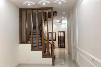 Bán nhà xây mới ngõ 48 Nguyễn Khánh Toàn, Quan Hoa, Cầu Giấy 50m2 * 5T ngõ rộng. Giá 5.2 tỷ