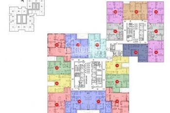 Gia đình cần bán căn hộ chung cư 105 Hải Phát.Tầng 2012 DT 116m2 .Giá bán 2tỷ5/CH.LH  0904516638