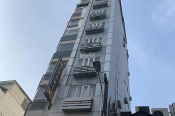 Bán Khách Sạn MT Bùi Viện  Quận 1. Trệt,10 lầu.29 phòng .Giá:85 tỷ TL