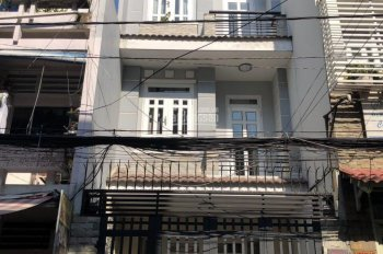 Giá hot bán nhà MT vip nhất Q3 Rạch Bùng Binh, Q3 6.8x10m, 3 lầu cho thuê shop 65tr/th