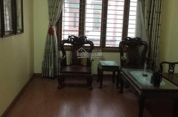 Cho thuê nhà riêng 53m2, 4 tầng tại Kim Giang, Thanh Liệt, Thanh Trì. LHCC: 0983848861