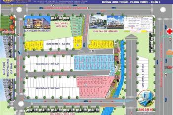 Mình chính chủ bán lô đất Đặng Gia Phát Long Thuận