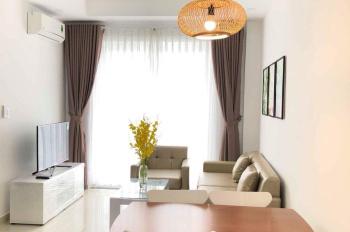 Căn hộ cao cấp Florita khu biệt thự Him Lam Q7, 2pn 77m2 giá chỉ 12tr5/tháng tầng cao Lh 0901318384