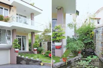 Bán biệt thự góc 2 mặt tiền, Khu dân cư cán bộ hưu trí đường Đặng Văn Ngữ: DT: 6.5m x 22m XD: 3 lầu