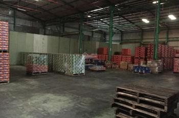 Cho thuê 2500m2 kho xưởng mặt tiền đường, giá tốt nhất tại Tân Nhựt, huyện Bình Chánh, TP. HCM