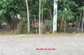 Cần bán đất mặt tiền đường nhựa - xã Trung Lập Hạ, Củ Chi