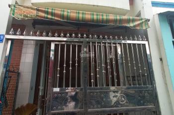 Bán nhà gần chùa Hoằng Pháp - Hóc Môn, DT 60m2, giá bán 1 tỷ 750 triệu sổ hồng riêng, LH 0796666342