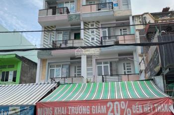 Bán nhà 2 mặt tiền đường Thống Nhất P. 10, GV, trệt 4 lầu, giá chỉ 11.5 tỷ TL - 0981646160