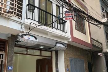Bán nhà 5 tầng ngõ phố Vĩnh Hưng, ô tô 7 chỗ vào nhà. LH: 0974840170