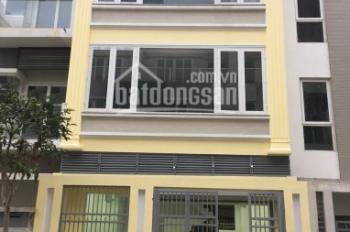 Cho thuê nhà mặt phố Nguyễn Khang. Diện tích 120m2 * 4 tầng, mặt tiền 7,5m, giá 70tr/tháng