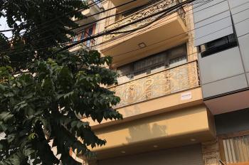 Cho thuê nhà mặt phố Phan Kế Bính, Ba Đình, HN, DT 65m2* 5 tầng. Giá 68 triệu/tháng