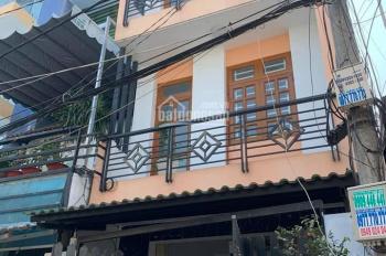 Bán nhà mới hẻm xe hơi Vườn Điều đường Số 10, phường Tân Quy, quận 7 DT: 4x10m trệt 2 lầu giá tốt
