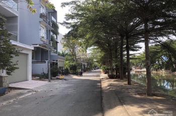 Cần cho thuê gấp nhà 3 tầng 5x18m, 4PN, đường 14m,khu tái định cư Phú Mỹ, Phạm Hữu Lầu Q7, 15 triệu