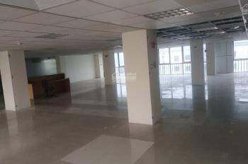 Cho thuê 300m2 sàn văn phòng mặt phố Trần Thái Tông, giá chỉ 9 usd/m2