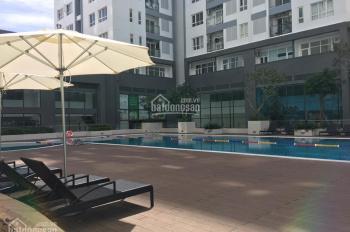 Cho thuê căn 1PN + Officetel CH Florita Him Lam Q7 40m2 giá rẻ 9 triệu/tháng LH 0901.31.8384