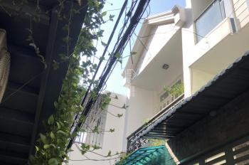 Cho thuê nhà mới đẹp, hẻm 18 Tân Trang. DT: 4mx15 - 2 tầng, 4PN - Giá chỉ 12 triệu/tháng