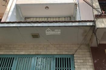 Cho thuê Nhà mới Khu A75 Bạch Đằng, p.2, 1T3L, 4x15m, HK