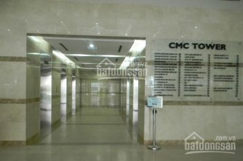 Cho thuê văn phòng tòa CMC Duy Tân diện tích 60m2 chỉ 24tr/tháng. LH 0904594490