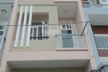 Bán nhà hẻm xe hơi Phổ Quang P2, Tân Bình, DT: 5.2x17m, 3 lầu, nhà mới