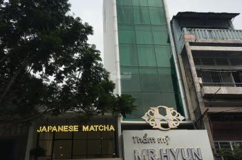 Cho thuê nhà mặt tiền Nguyễn Bỉnh Khiêm, P.Đa Kao, Quận 1, 6 lầu thang máy, DT:4x20m, giá 115tr/th