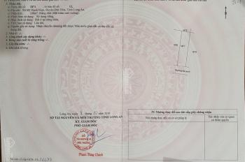 Cần bán đất thổ cư hiện hữu và nhà, MT đường 20m, SHR, Đức Hòa, giá 1tỷ5, 0965592332 không qua cò
