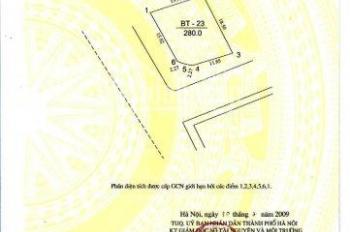 Chính chủ bán gấp biệt thự căn góc mặt phố Nguyễn Văn Lộc  Mỗ Lao