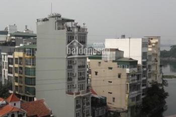 Bán nhà xây mới 8 tầng mặt phố mặt hồ Trúc Bạch, Ba Đình sổ đỏ 110m2, giá trên 40 tỷ, 0979696656