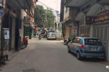Cho thuê nhà riêng tại Khương Đình, Thanh Xuân, nhà ngõ ô tô, phù hợp ở và làm văn phòng