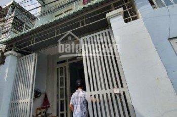 Cần bán nhà 1 trệt 1 lầu hẻm Đường Đinh Bộ Lĩnh, P.24, Bình Thạnh 50m2, 1tỷ9 LH:0705363482(Nhi)