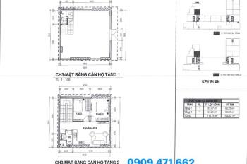 Shophouse Carillon 7 sở hữu lâu dài trung tâm Quận Tân Phú, liền kề Q11. Thanh Toán tiến độ dài hạn