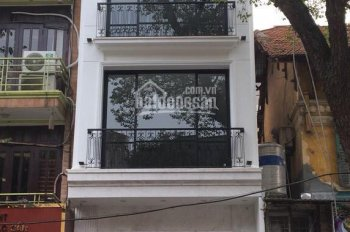 Cho thuê nhà mặt phố Lê Văn Hưu, 100m2 x 8,5 tầng, mặt tiền 4,5m, có thang máy, 0974557067