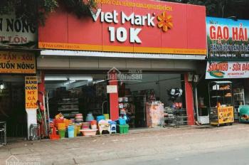 Cho thuê cửa hàng kinh doanh mặt phố Lương Định Của 40tr/th, mặt tiền 7.5 mét