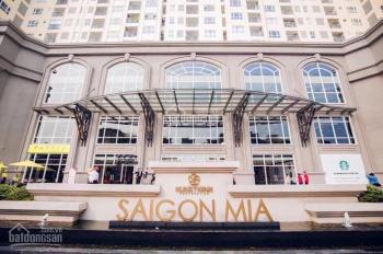 Cho thuê căn hộ cao cấp Sài Gòn Mia 1 - 2 - 3PN giá từ 10 triệu/tháng. Liên hệ 0978.083.553