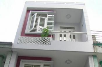 Bán nhà HXH đường Dương Thị Mười, Q12 dt: 4,5 x 12 trệt lầu, giá 3,8 tỷ. LH: 0788779673