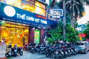 Nhà mặt phố Ngụy Như Kon Tum cực đắc địa, siêu hot mặt tiền 6 mét