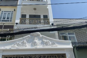Nhà bán tân cổ điển đường Phạm Văn Chiêu 1 lửng 3 lầu - 4m x 20m - giá 9.2 tỷ