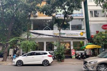 Cần cho thuê Nhà mặt phố Thái Hà diên tích: 55m2 x 4,5tầng, mặt tiền 4m, giá 60tr/tháng