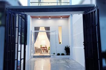 Nhà lầu mới Phú Hoà, giá rẻ, đầy đủ nội thất, đường 6m