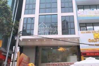 Siêu đẹp nhà mới xây Minh Khai cho thuê 45m2 x 7 tầng, MT 4.5m, giá 40tr/th, LH 0977.280.330