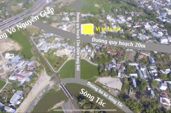 Chính chủ cần bán 67,7m2 đất ở Cầu Ké, Vĩnh Hiệp. Giá chỉ 10tr/m2. LH 0923995965