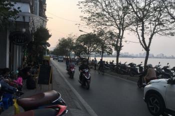 Bán nhà mặt phố đường Nguyễn Đình Thi, Q. Tây Hồ, 221.79m2, MT 12,0m, 3 tầng. LH 0966661199