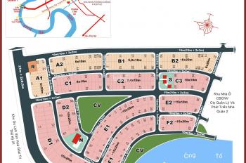 Bán đất nhanh trong tháng giêng nền biệt thự 15x16.5m KDC Văn Minh, P. An Phú, Quận 2