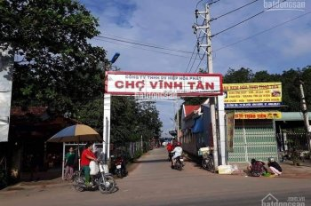 Bán đất Vsip 2A khu E chợ Vĩnh Tân giá chỉ 750 triệu/lô, DT 63m2. LH chính chủ: 0933017716