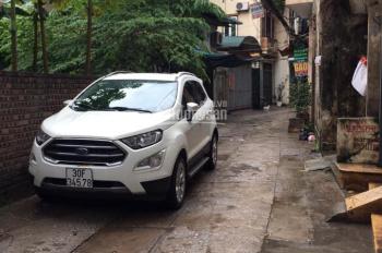 Ô tô vào nhà phố Vũ Tông Phan, Trần Hòa, Định Công Hạ, 45m2, 4 tầng, mặt tiền 3.5m, giá 3.75 tỷ