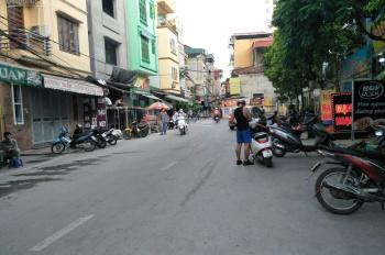 Bán nhà mặt phố Yên Lạc, Kim Ngưu, Hai Bà Trưng 45m2x3 tầng, 2 mặt đường, kinh doanh, giá 6.15 tỷ