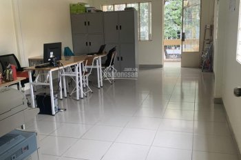 Văn phòng mặt tiền An Dương Vương, 50m2