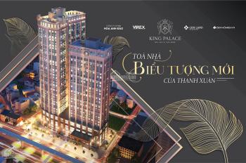 Chung cư King Palace 108 Nguyễn Trãi, vị trí vàng, cuộc sống sang. LH: 0969.250.594