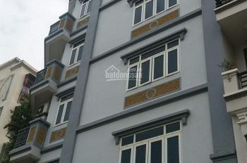 Cho thuê cả nhà 60m2 x 5 tầng tại ngõ 2 phố Phạm Tuấn Tài, cạnh trường Nguyễn Bỉnh Khiêm